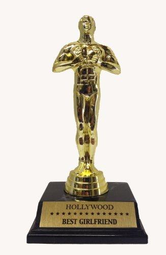 HOLLYWOOD BEST GIRLFRIEND TROPHY (Hollywood Award)