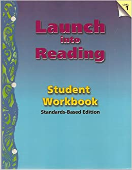 Book Launch into Reading Student Workbook, Level 1 (Standards-Based Edition)
