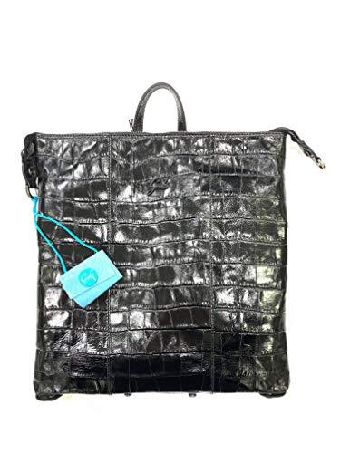 Pelle Zaino Lola Gabs Nero Donna Cocco Backpack 174wOaq
