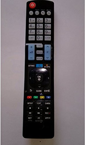 GENERIC REMOTE CONTRIL 3D AKB73615306 for LG LCD LED television