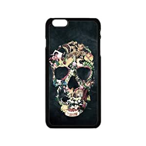 Abstractionism Skull Custom Case for iPhone6 4.7
