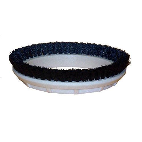 - Oreck Commercial 237049 Nylon Carpet Shampoo Orbiter Brush, 12