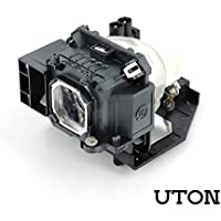 Uton NP16LP Projector Bulbs for NEC M260WS M300W M300WG M300XS M300XSG M311W M350X M361X NP-P350X NP-UM300W