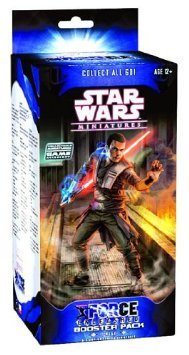 Miniatures: BOOSTER PACK - Force Unleashed HUGE by Star Wars ()