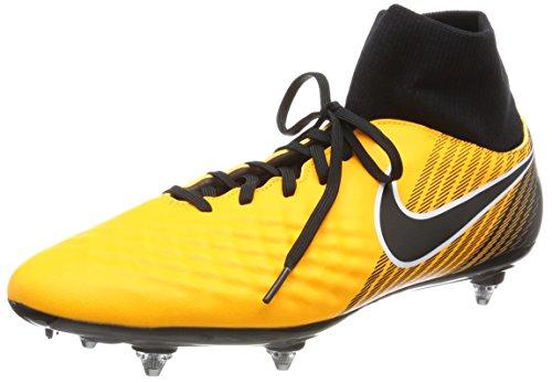Nike Herren Magista Onda Ii Dynamic Fit Soft-Ground Fußballschuhe Laser Orange/Schwarz-weiß-volt-weiß