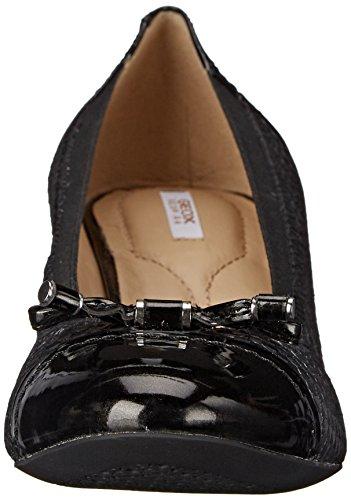 Zapatillas de Negro D Geox A Mujer Floralie Ballet qctIHOa