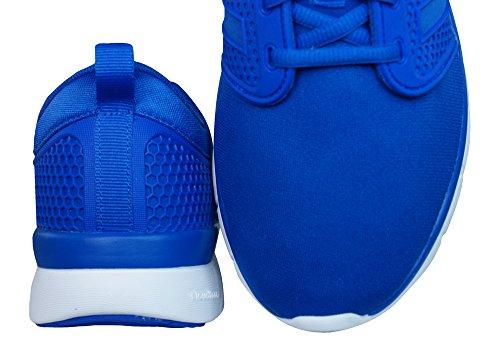 Adidas Neo Cloudfoam Groove Menns Joggesko / Sko-blå-7