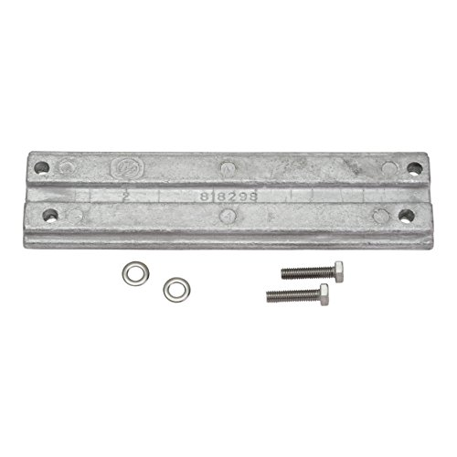 Quicksilver 818298Q1 Aluminum Anode Mercury and Mariner Power Trim Pump Assembly ()