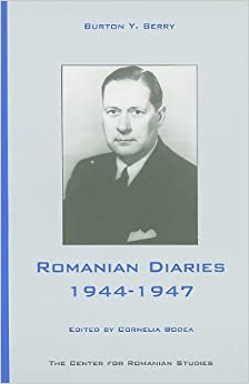 Romanian Diaries, 1944-1947