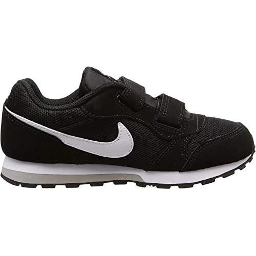 chollos oferta descuentos barato Nike MD Runner 2 PSV Zapatillas Unisex Niños Negro Black 000 32 EU
