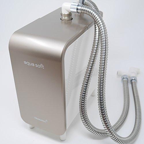 シャワー用の軟水器