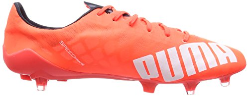 Orange FG Uomo Arancione Calcio Blast SL Puma white 01 Eclipse Scarpe total Orange Lava da Evospeed EYgfgqnz