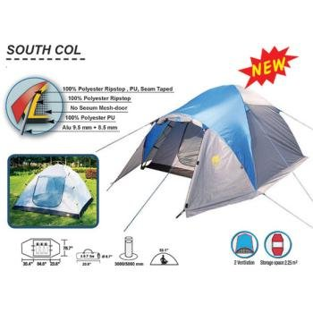 HIGH PEAK South Col 4 Season Backpacking Tent 3 person 9.7 lbs!, Outdoor Stuffs