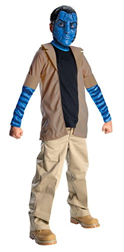 Child Jake Sully Child Costume - -