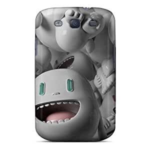 Awesome Case Cover/galaxy S3 Defender Case Cover(3d Fun)