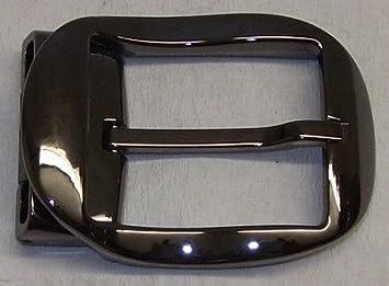 1 fermoir boucle de ceinture boucle de serrage 3,5 cm anthracite   439   75ed980d755