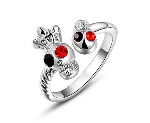 Dream Alice Coloured Diamond Platinum Ring.The Jokers - Nyc Palladium Store