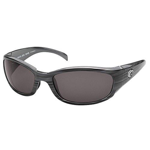 9e07a689c Costa Del Mar Hammerhead Sunglasses , Silver Teak/Gray 580Plastic