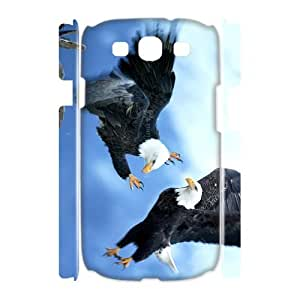 DDOUGS Bald Eagle High Quality Cell Phone Case for Samsung Galaxy S3 I9300, Cheap Samsung Galaxy S3 I9300 Case