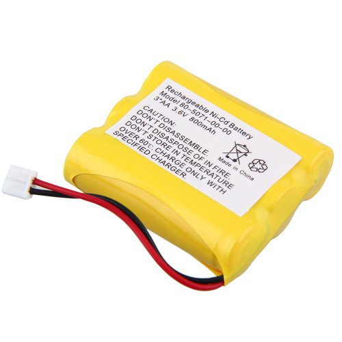 Price comparison product image TOPCHANCES 3.6V 800mAh Replacement Cordless Phone Battery for Vtech 80-5071-00-00 Radio Shack23-298 23-9107 43-0689 43-1089 43-1097A 43-1098 43-2218 43-3504 43-3505 43-3507 43-3522 43-3523 43-3604 43-472 43-689 43-733 43-734 43-9021 960-2118 CS-90023 CS-90083 ET-1110 ET-3504 ET-3506 ET-3507 ET-689 ET-919 ET-927 ET-928