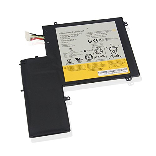 MYY New 11.1V 46Wh 4160mAh L11M3P01 Battery for Lenovo IdeaPad U310 Series Notebook 3ICP5/56/120 U310 MAG66GE 4375-64G Laptop (Lenovo Ideapad Battery U310)
