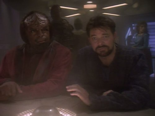 Gambit (Part 1) (Star Trek Best Of Both Worlds Part 2)