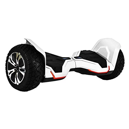 UL2272 Certified Hoverboard 8.5' Off Road Smart Self balancing Scooter