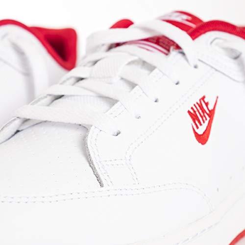 Red Aa2190 Ii 104 White Nike 104 Sneakers 45 Grandstand Uomo university xAqvwIP4