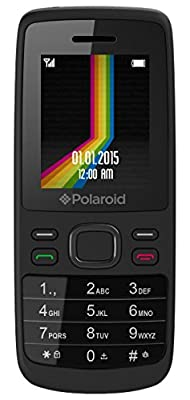 Polaroid Unlocked Phone Dual SIM GSM With FM Radio, Camera and Bluetooth
