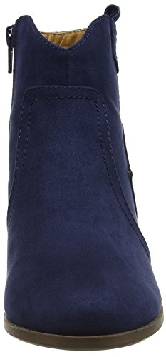 Dorothy Perkins Madds Boho Praire, Botas Chelsea para Mujer Azul (Blue)