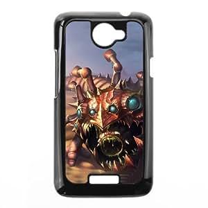HTC One X phone case Black Kog Maw ZSD4474000