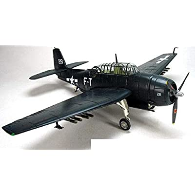 Hobby Master TBM-3 Squadron 79M Flight 19 The Lost Squadron 1/72 diecast Plane Model Aircraft: Toys & Games