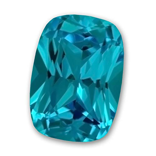 9x7mm Antique Cushion Cut Gem Quality Chatham Lab-Grown Color-Change Alexandrite 2.32-2.83 Ct. ()