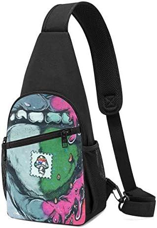 ボディ肩掛け 斜め掛け 悪い口 ショルダーバッグ ワンショルダーバッグ メンズ 軽量 大容量 多機能レジャーバックパック