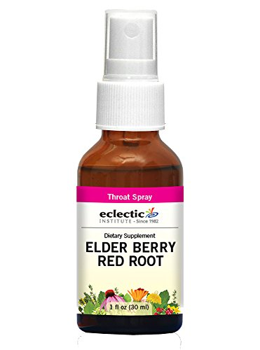 Eclectic Elderberry Root Spray, Red, 1 Fluid Ounce For Sale