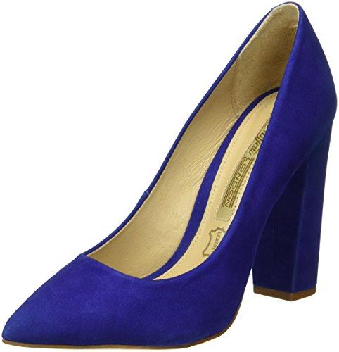 Bleu Femme Zs London 61 61 5057 Azul Buffalo Azul 15 Escarpins yYpwHa6aq