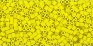 Perler PBM80-11-11097 Perler Beads 6,000/Pkg - Yellow