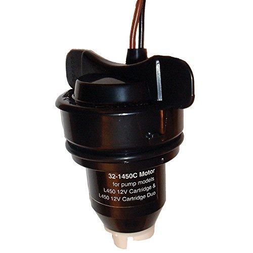Johnson Cartridge Bilge Pump - Mayfair Replacement Cartridge Bilge Pump Motors 3/4