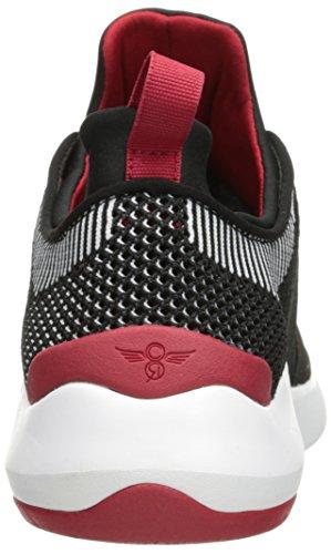 Kreativ Rekreation Mænds Ceroni Mode Sneaker Sort / Hvid / Rød bvwb7L