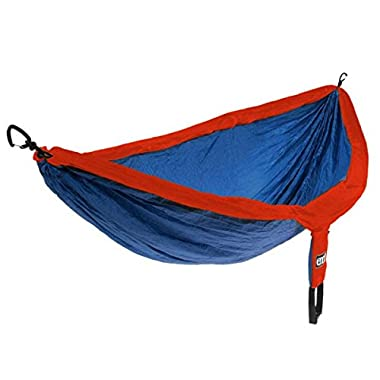 Eagles Nest Outfitters - DoubleNest Hammock, Sapphire/Orange