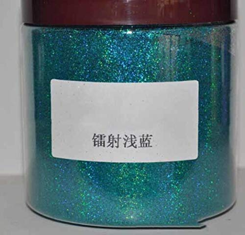 Blue Glitter Lite - Holographic Glitter Holo 008