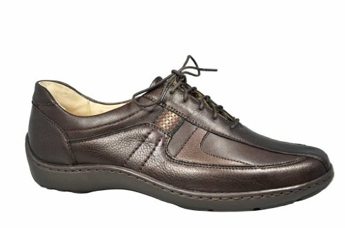 Waldläufer Chemin de forêt, 496000–244–049, Henni Chaussures basses femme marron/Cèdre - Marron - marron,