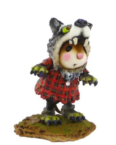 Wee Forest Folk Halloween Were's the Wolf? M-441