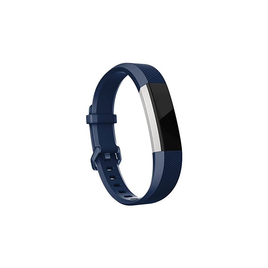 Fitbit Alta HR Bands Fitbit Alta Bands Navy Blue Small,RedTaro Adjustable Replacement Accessory Bands/Straps/Bracelets for Fitbit Alta HR/Fitbit Alta for Women/Men(no Fitbit Fitness Trackers)