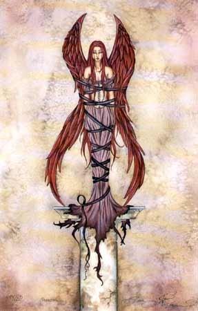 Ivy Leaf Pedestal (Pedestal Amy Brown Limited Edition 11