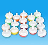 1'' MAGIC SPIN TOP, Case of 40