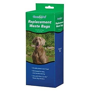 6b958cc0702b Amazon.com: Clean Go Pet Cg Replacement Waste Bag 21pk Blk: Clean Go ...