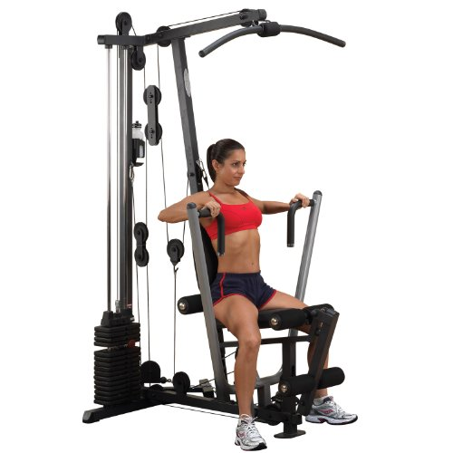 Body-Solid G1S Selectorized Home Gym by Body-Solid