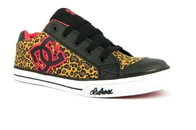 c7502cd9dbdc Authenitc Dc Shoes Womens Shoes Chelsea Graffik Girls Leather ...