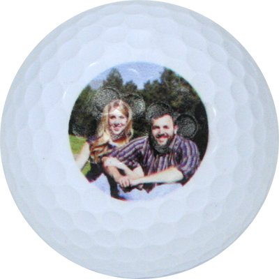 Photo Golf Balls, 2 Dozen Callaway Chrome Soft Balls